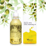 [SALE] ELIZAVECCA Milky Wear Natural 90% Olive Cleansing Oil 300ml