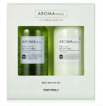 TONYMOLY Aroma Heals 1/2 Stress Body Kit 300ml+300ml