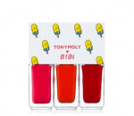 TONYMOLY Lip Tone Get It Tint Mini Trio oioi Edition 4g*3