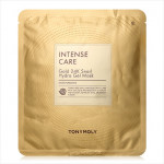 [Reseller] TONYMOLY Intense Care Gold 24K Snail Hydro Gel Mask 25g*10ea