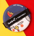 TONYMOLY Hot Edition Tok Tok Puff 2ea