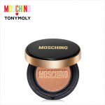 TONYMOLY Moschino Gold Edition Chic Skin Cushion SPF50+ PA+++ 15g