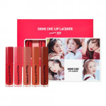 ETUDE HOUSE Shine Chic Lip Lacquer Mini Set 1.5g*5