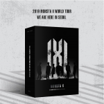 [R] MONSTA-X 2019 World Tour We Are Album 1ea