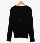 [R] SLOWAND Slim Fit Cardigan 2ea