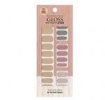 [R] DASHINGDIVA Gloss Nail Palette 1set