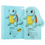 TONYMOLY Pokemon Mask Sheet 10ea #Kkobugi (Pokemon Edition)