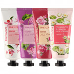 [SALE] FARMSTAY Pink Flower Blooming Hand Cream 100ml