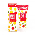 [SALE] FARMSTAY Dr.V8 Vitamin Foam Cleansing 100ml