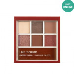 INNISFREE Like It Color Moody Chill 7 Pan Palette 7.9g