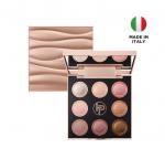 [R] MISHA Italprism Palette Silk Rush Edition 17.6g