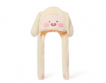 [R] KAKAOFRIENDS Pom Pom Friends Rabbit Cap Apeach 1ea