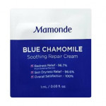 [S] MAMONDE Blue Chamomile Soothing Repair Cream 1mlx10ea