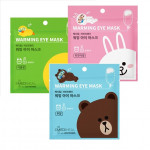 MEDIHEAL Line Friends Warming Eye Mask 10ea