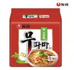 [F] NongShim Muparma Noodle 122g*4ea