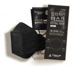 [R] Reasonable Mask KF94 Large /100 Sheets Black