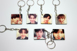 [S] Bangtan Boys - Wood Key Ring 1ea