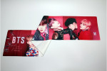 [S] Bangtan Boys - High quality slogan cheering towel 1ea