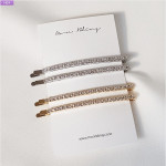 [R] MOREBLING Jenny Hairpin Silver Set