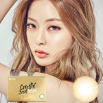 [OLens] Crystal 3 Con Brown (1month/2p)