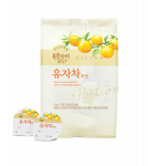 [W] BOKUMJARI Citron Tea Portion - 15 Pack