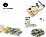 [W] LOTTE White Cookie Pepero 32g*40 (Option 6)