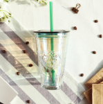 [R] GMARKET Starbucks Aurora Glass Cold Cup 473ml