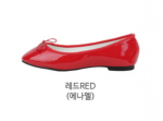 [R] SAPPUN Ribbon Flat shoes 1pair