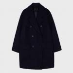 [R] MIXXO Six Button Over Fit Half Coat 1ea