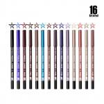 [W] 16 BRAND Eye Pencil Liner
