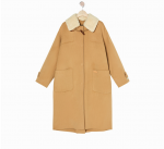 [R] GNCOSTYLE Duple Loose Pit Hand Made Long Coat Beige Color 1ea