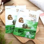 BARABONI Snail Mask Sheet 10ea