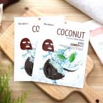 BARABONI Coconut Mask Sheet 10ea