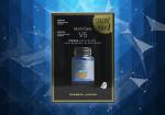 [SALE] RAINBOW LAFFAIR Multi Care V5 Aqua Black Skin Renewal Mask 30ml*11ea