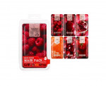 ESFOLIO Red Food Mask pack 6ea (Raspberry)