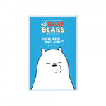 MISSHA Herb In Nude Sheet Mask (We Bare Bears Edition) 23g