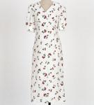 [R] DABAGIRL CHERRY YA LONG DRESS