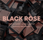 [R] STIMMUNG Black Rose Collection Set 1set