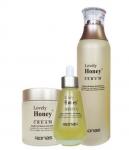 [R] RONAS Lovely Honey Cream 100ml, Ampoule 50ml, Serum 150ml