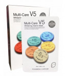 [E] RAINBOW L\'AFFAIR Multi Care V5 Vitamin Mask 25ml*10ea