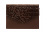 [R] GABANGPOP Hako Shoulder Brown Color Bag 1ea