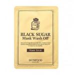 [S] Skinfood Black sugar mask Wash off 8mlx10 ea