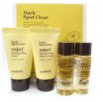 [S] Skinfood Yuja C Dark Spot Clear special Kit