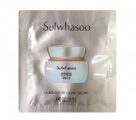 [S] SULWHASOO Luminature Glow Cream 1ml*5ea