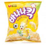 [F] NONGSHIM Bananakick Snack 140g