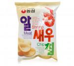 [F] NONGSHIM Meat shrimp Chip 68g