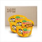 [W] SAMYANG Cheese Buldak Ramen 105g*16ea