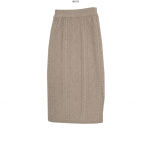 [R] STYLENANDA Cable Neat Skirt 1ea