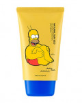 THE FACE SHOP Natural Sun Eco No Shine Hydrating Sun Cream (The Simpsons) SPF40 PA+++ 50ml