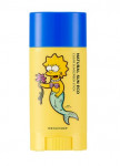 THE FACE SHOP Natural Sun Eco Clear Sunscreen Stick (The Simpsons) SPF50+ PA+++ 13.5g